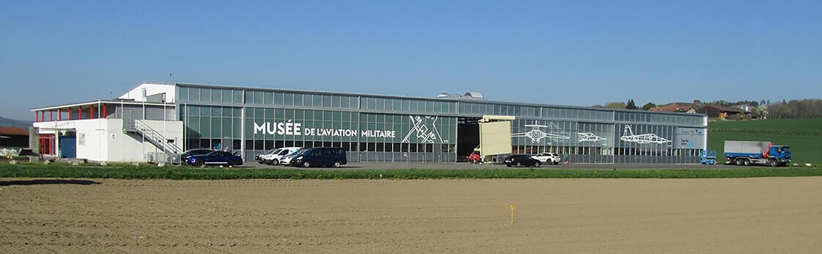 Clin d'Ailes - Musée de l'aviation militaire de Payerne 1