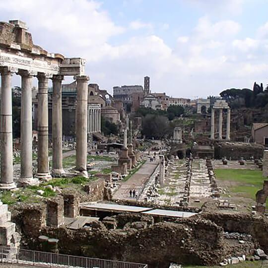 Vorschaubild zu Forum Romanum