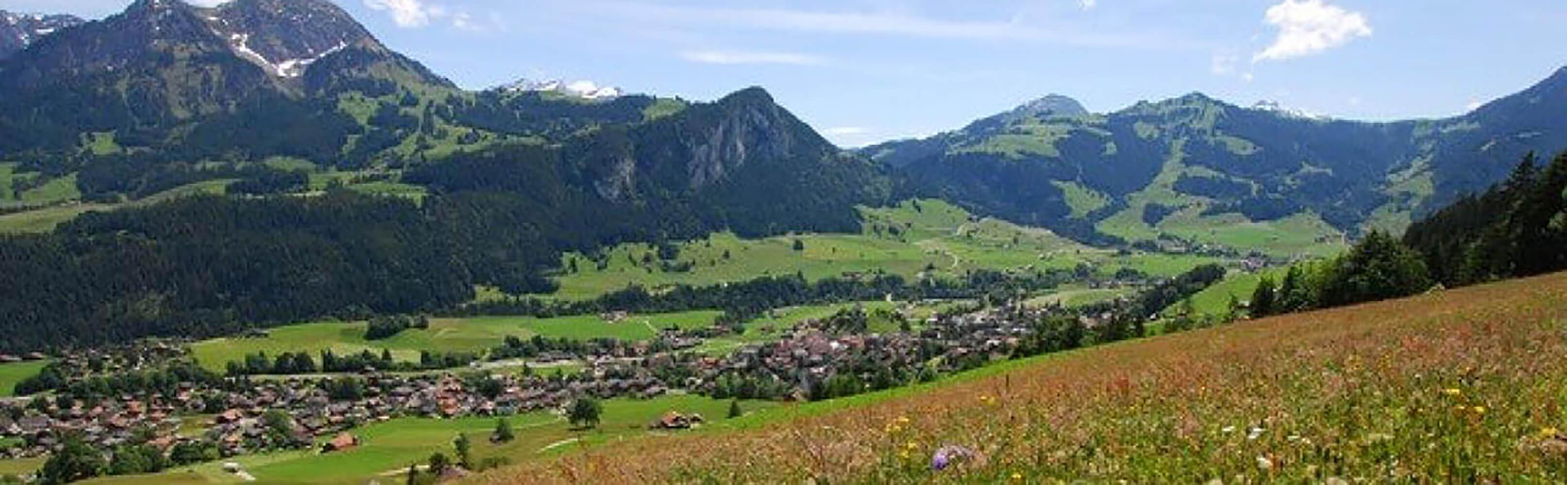 Naturpark Gruyère Pays-d'Enhaut 1