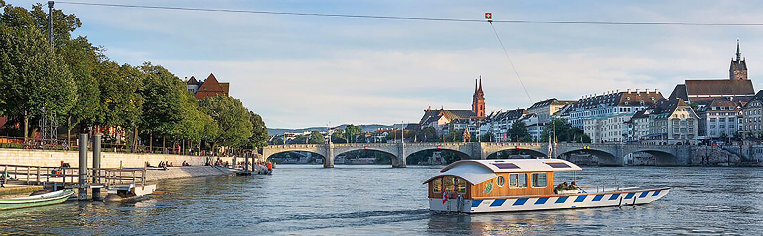 Basel - Die Kulturhauptstadt der Schweiz 1