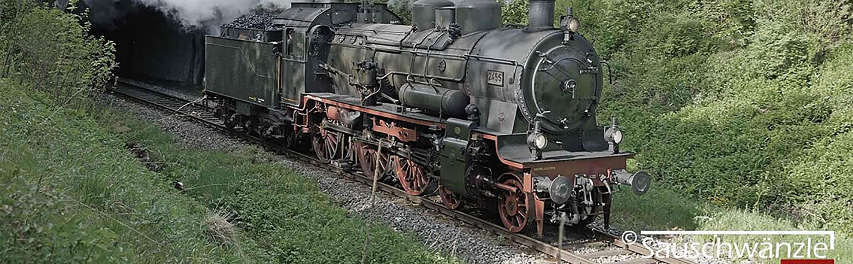 Sauschwänzlebahn Blumberg 1