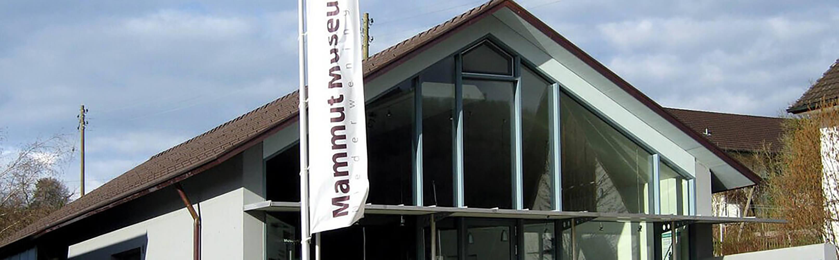 Mammutmuseum Niederweningen 1