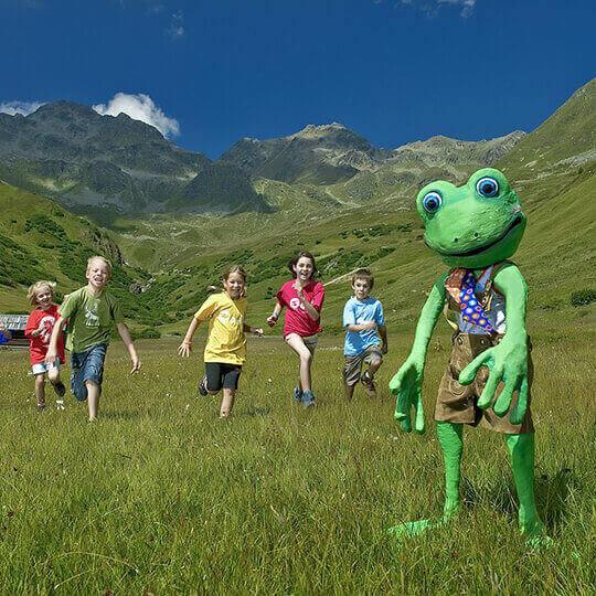 Abenteuer erleben und Berge entdecken mit Family Tirol 10