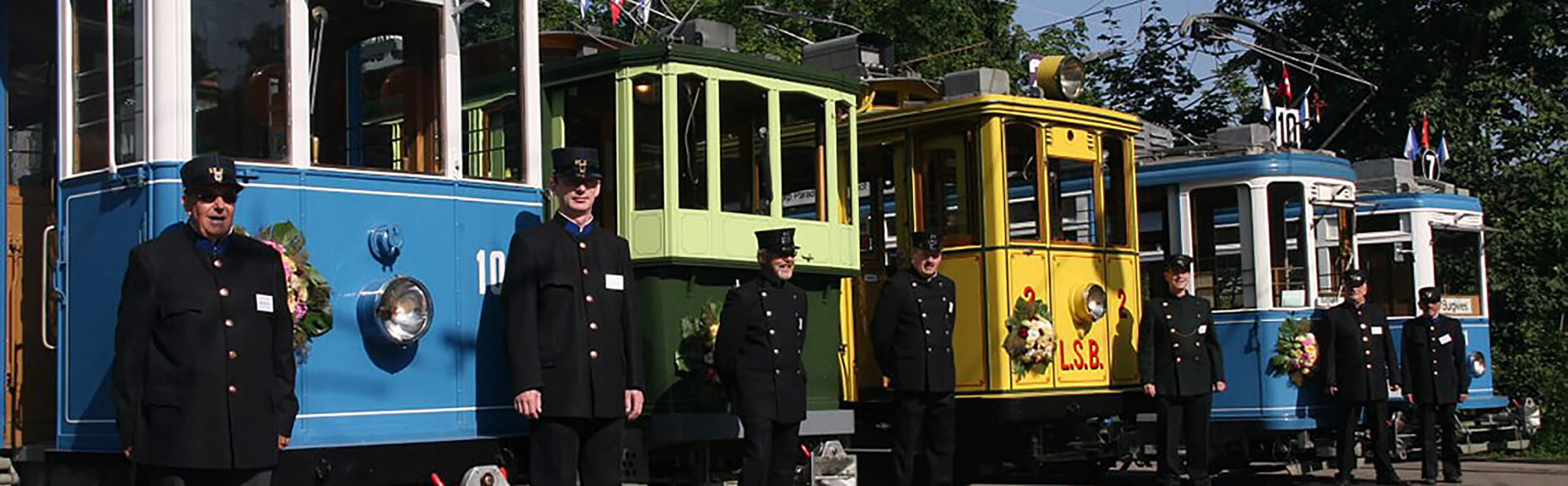 Tram-Museum Zürich 1