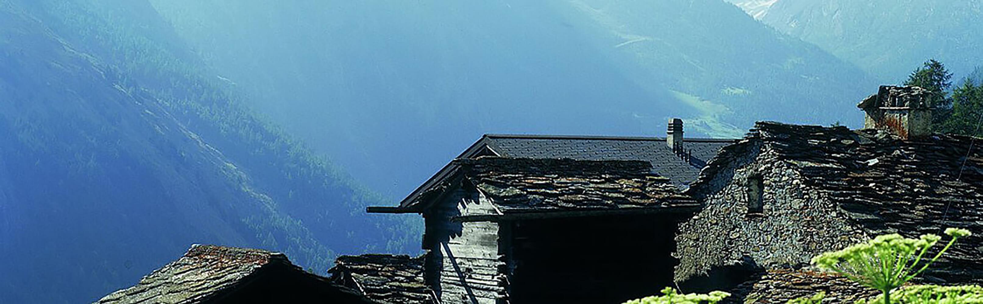 Alpine Wellness in Saas-Fee und im ganzen Saastal  1