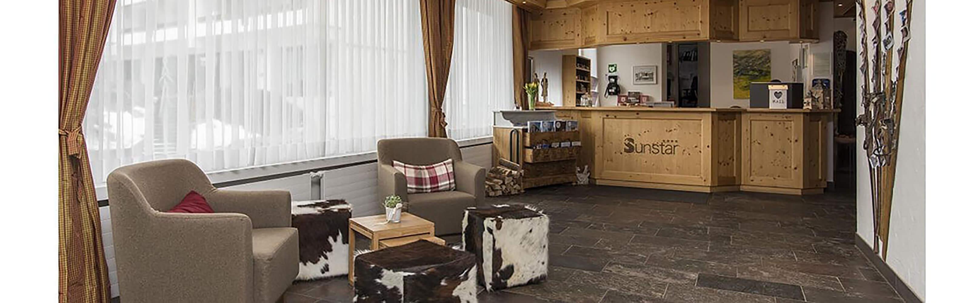 Lenzerheide - Sunstar Alpine Hotel 1