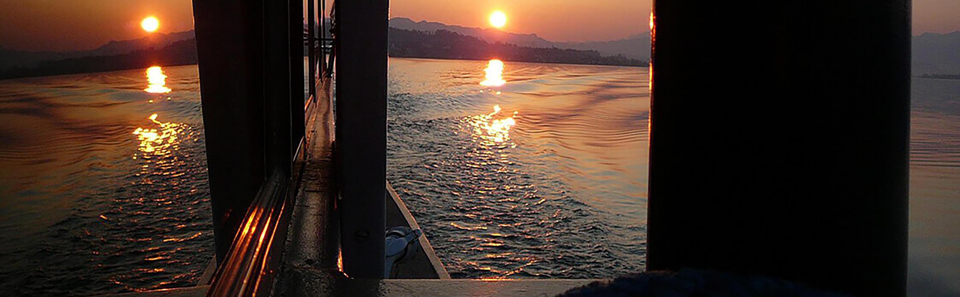 Schifffahrt auf dem Zürichsee 1