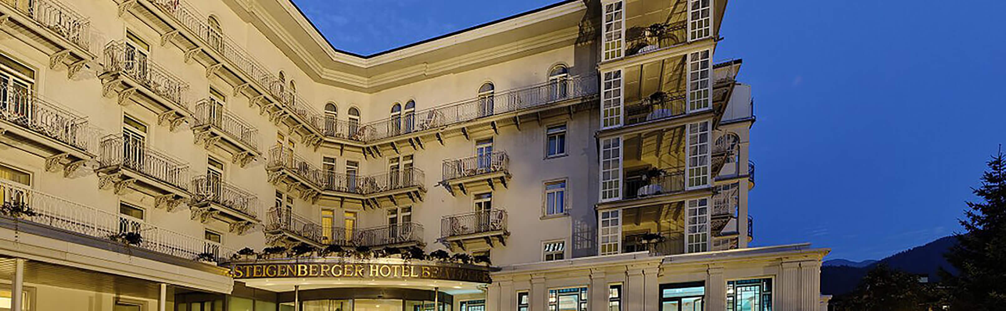 Steigenberger Grandhotel Belvédère - Dem Himmel ganz nah 1