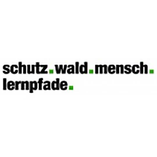 Logo zu Lernpfad «schutz-wald-mensch»