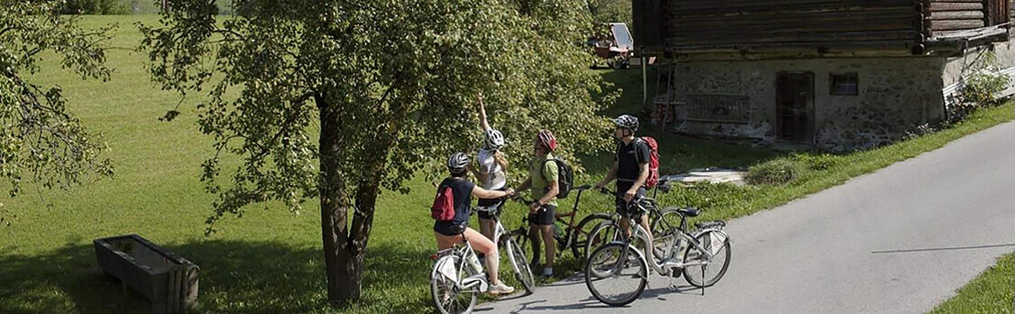 Tirol - Genuss-Radfahren 1