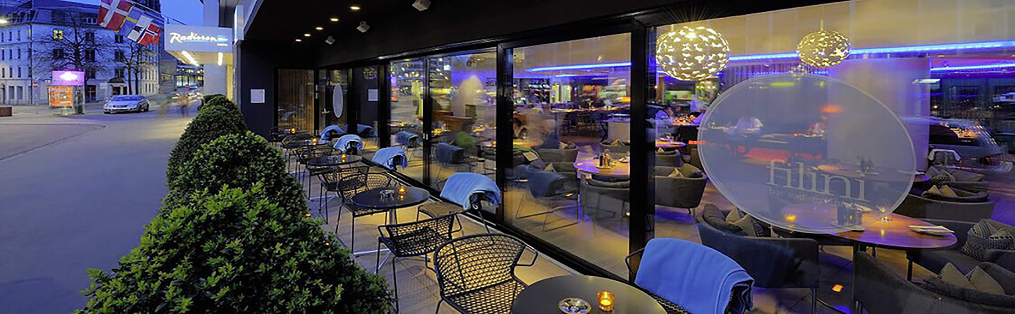 Radisson Blu Hotel, Basel 1