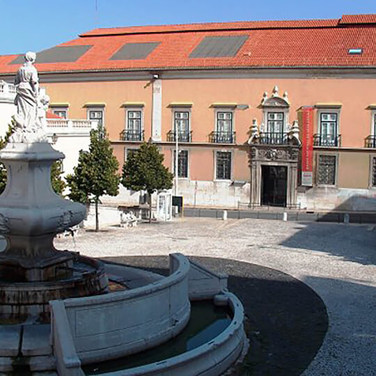 Vorschaubild zu Museu Nacional de Arte Antiga