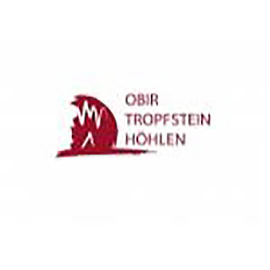 Logo zu Obir Tropfsteinhöhlen Kärnten