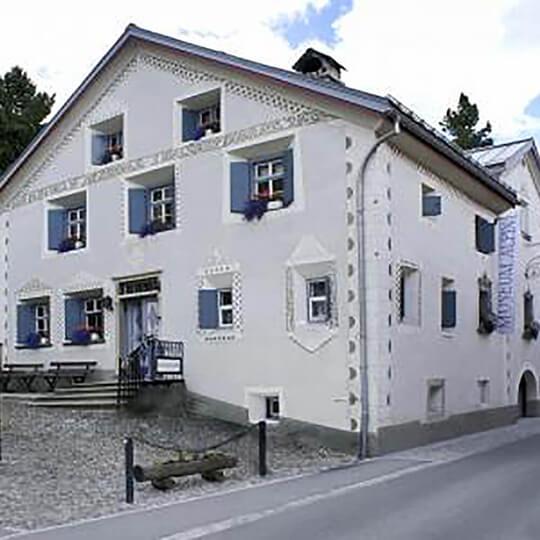 Vorschaubild zu Museum Alpin Pontresina