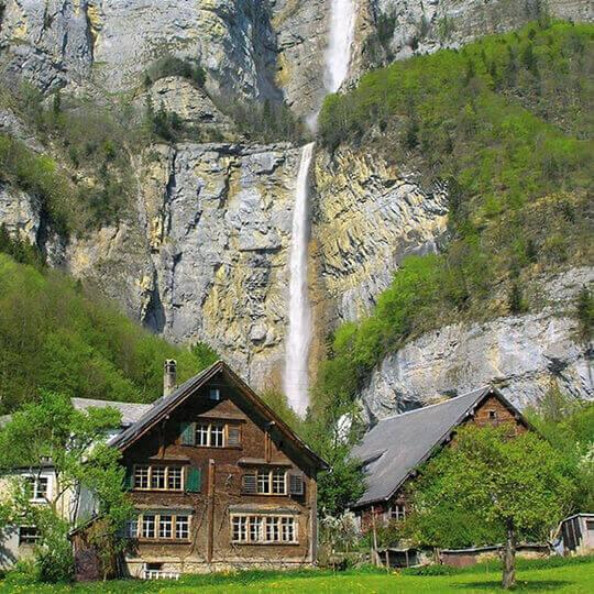 Ferienregion Heidiland 10