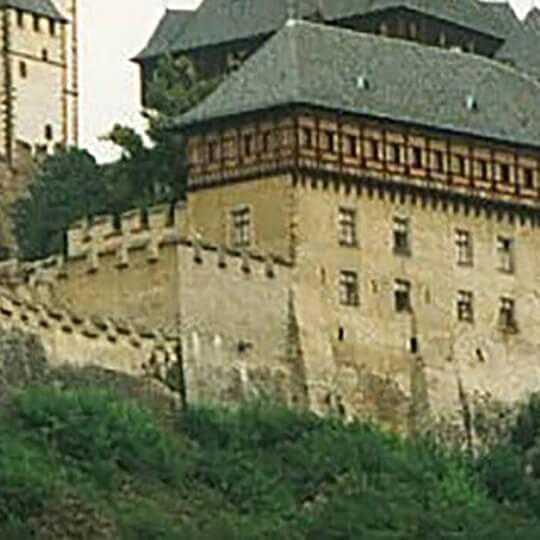 Vorschaubild zu Burg Karlštejn