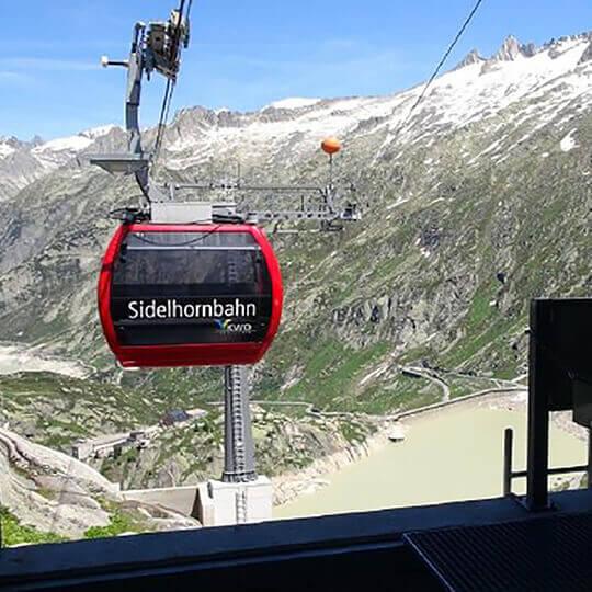 Vorschaubild zu Grimselwelt Sidelhornbahn