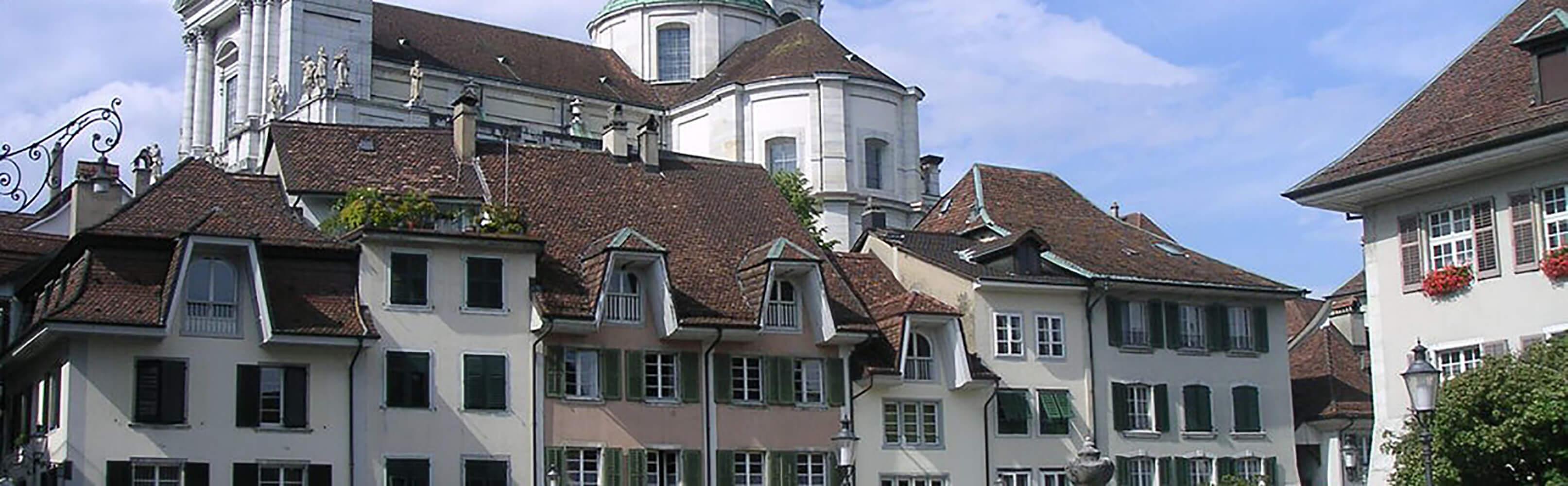 Hist. Altstadt / St. Ursenkathedrale 1