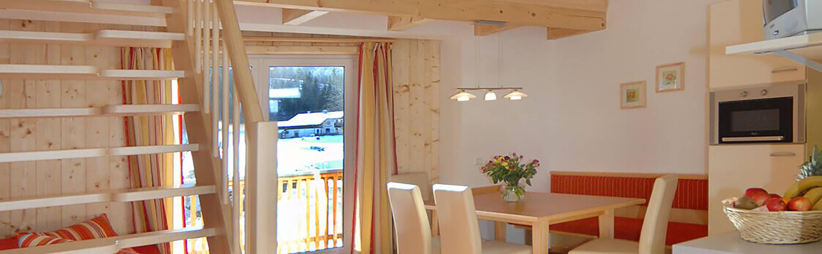 Familienfreundliche Apartments im Salzburger Land 1
