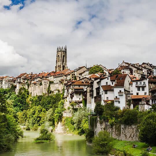 Vorschaubild zu Fribourg / Freiburg
