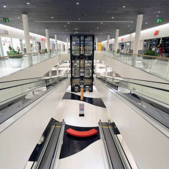 Shopping Arena St.Gallen 10