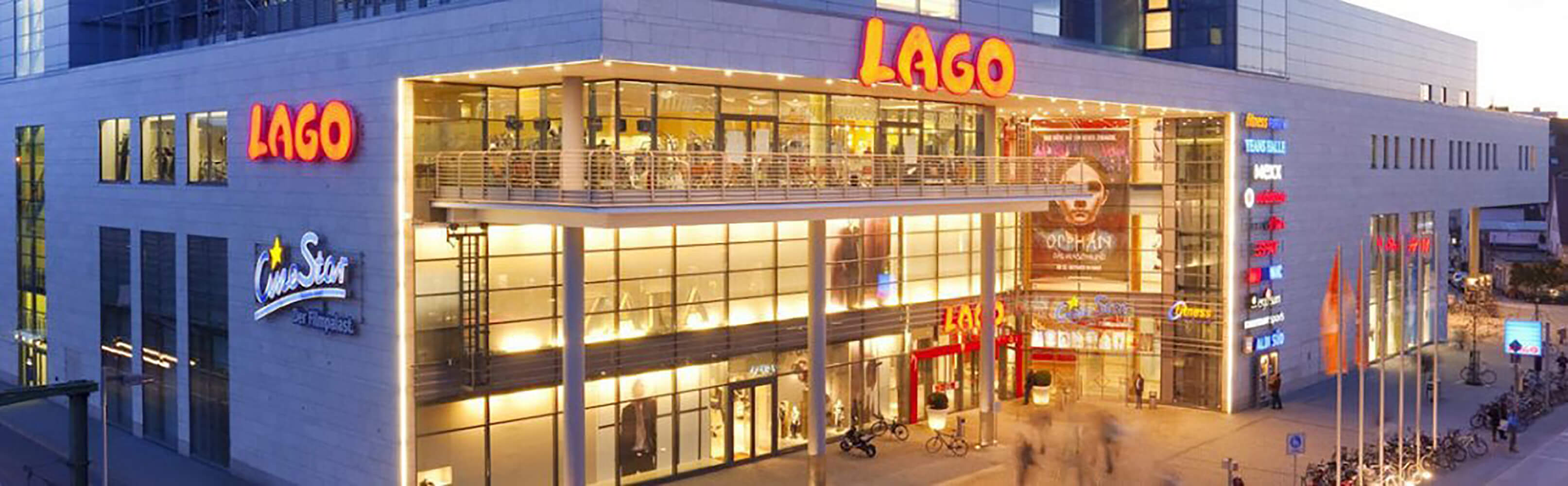 LAGO Shopping-Center 1