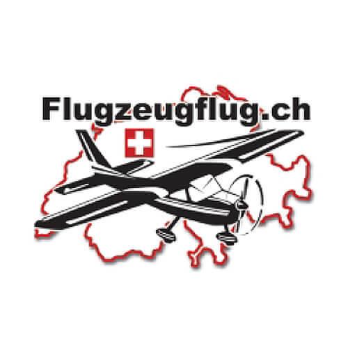 Logo zu Rundflüge und Fallschirmspringen