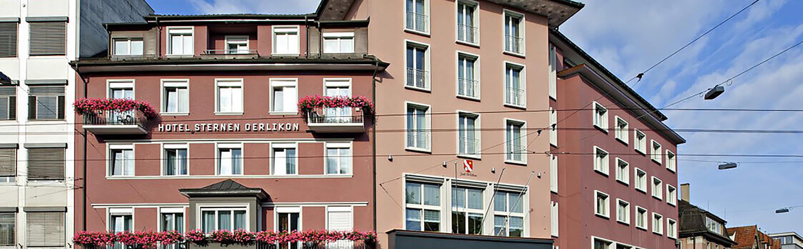 Hotel Sternen Oerlikon 1