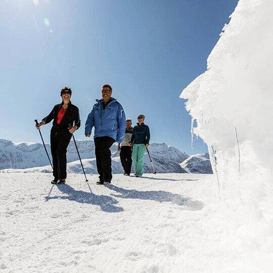 Lenk - Vielfältiges Schneesportvergnügen