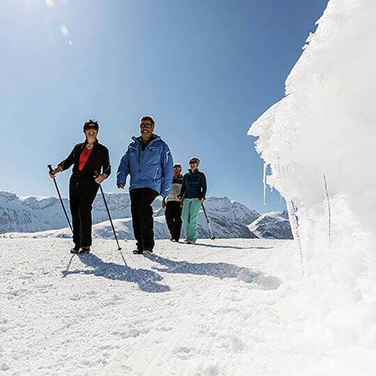Vorschaubild zu Lenk - Vielfältiges Schneesportvergnügen