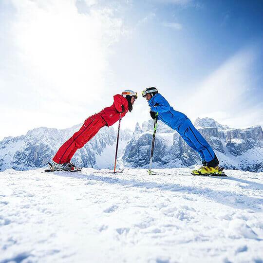 Vorschaubild zu Alta Badia - in den Dolomiten, UNESCO Weltnaturerbe