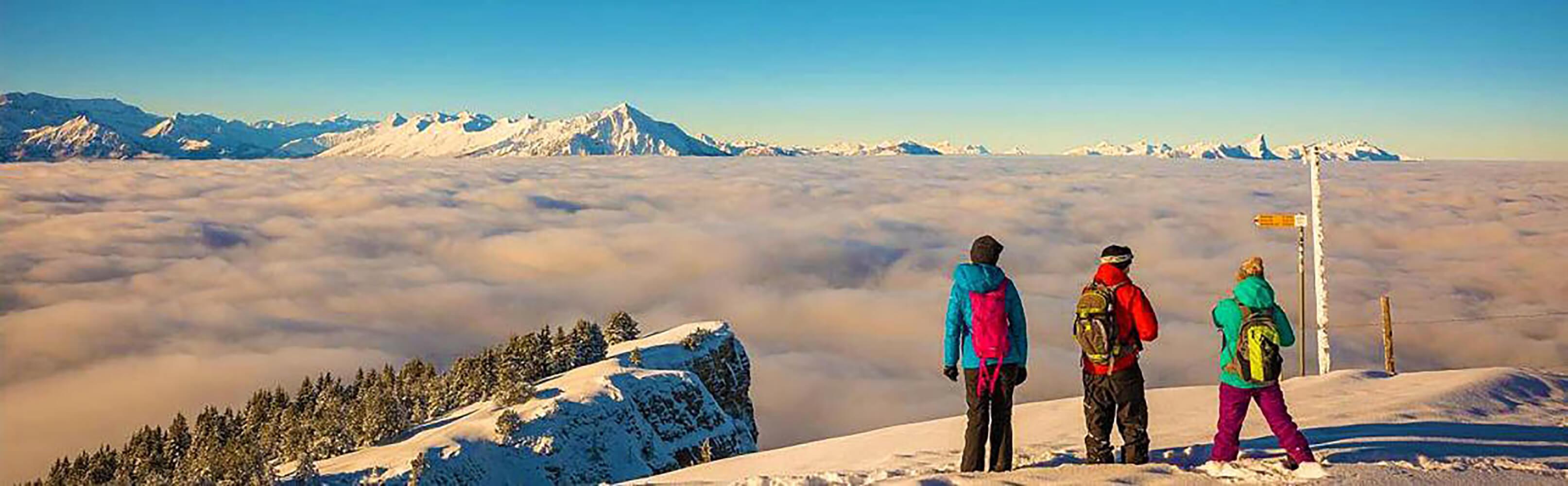 Interlaken - Wintererlebnisse, rasant bis romantisch 1