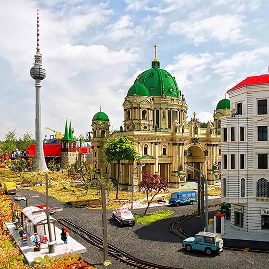 Vorschaubild zu LEGOLAND® Deutschland Resort