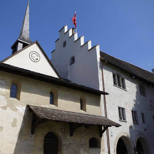 Ritterhaus Bubikon 10