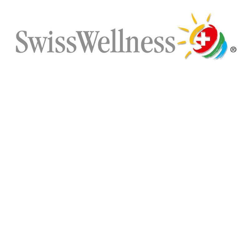 Logo zu SwissWellness - Wellness-Weekend & einfach geniessen!