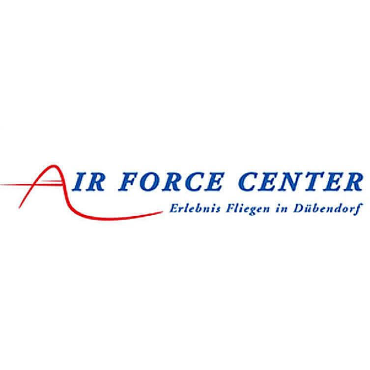 Logo zu Air Force Center Dübendorf - ein Ort der Begegnung!
