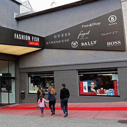 Fashion Fish Factory Outlet Schnenwerd 100