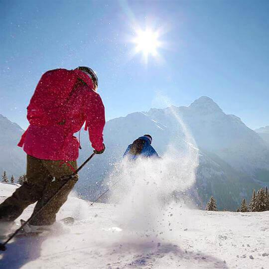 Kleinwalsertal - GenussSkifahren und Winterromantik 10