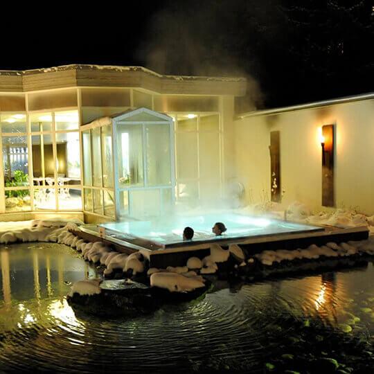 Wellness im Hotel Belvedere Grindelwald - Entspannung für die ganze Familie