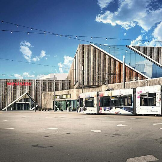 Vorschaubild zu Westside Shoppingcenter