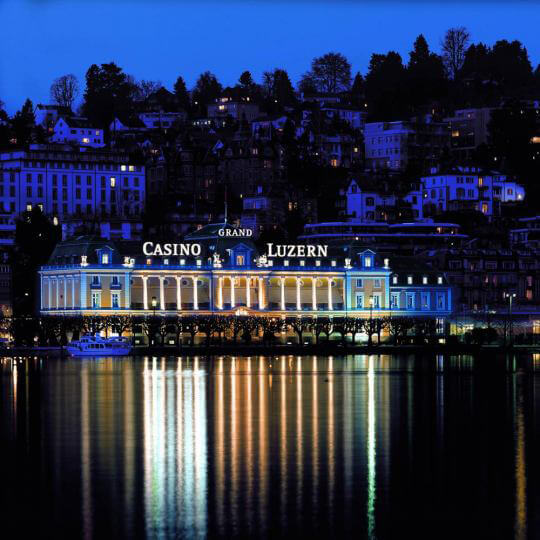 Grand Casino Luzern 10