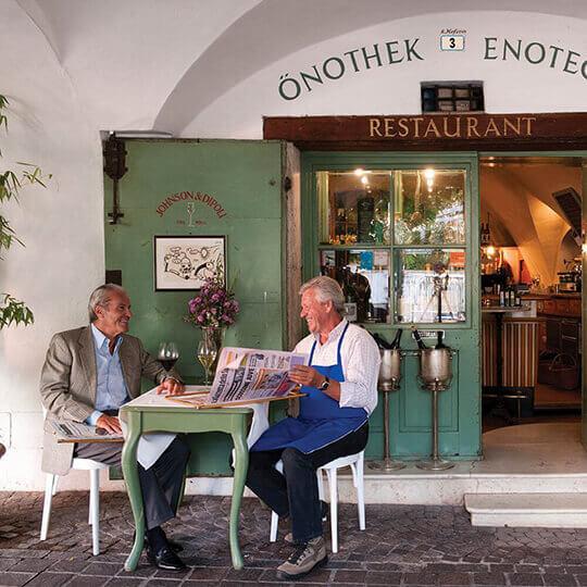 Kulturelle Vielfalt in Südtirols Süden