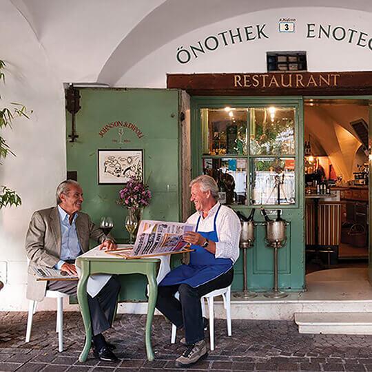 Vorschaubild zu Kulturelle Vielfalt in Südtirols Süden