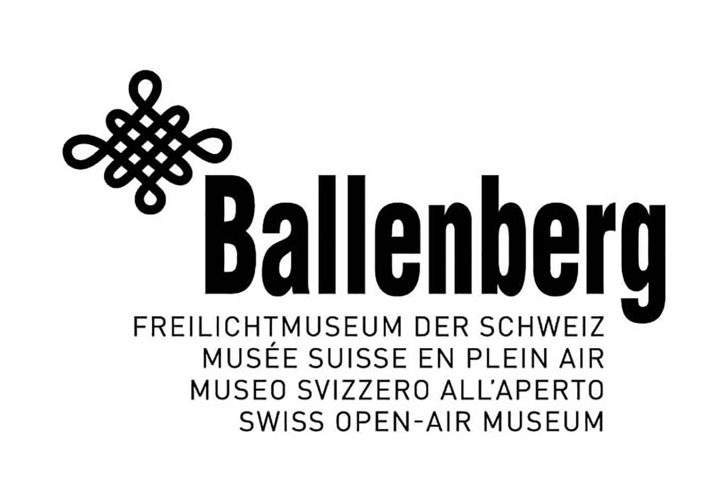 Logo zu Ballenberg, Freilichtmuseum der Schweiz