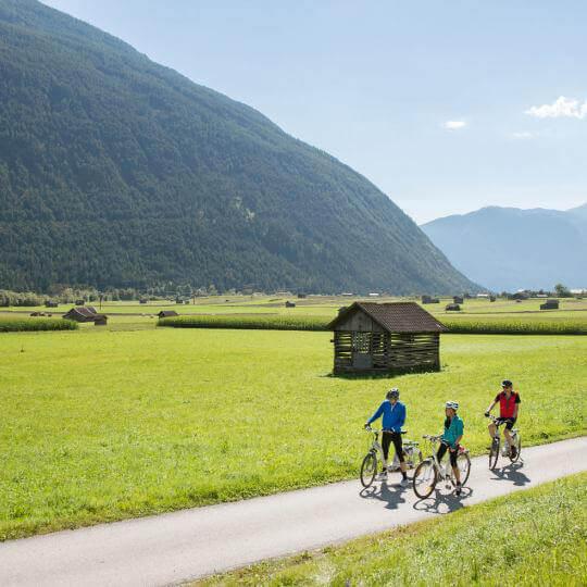 Tirol - Genuss-Radfahren 10