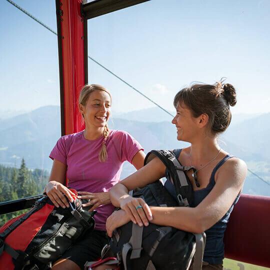Vorschaubild zu Tirol - Tiroler Sommerbahnen