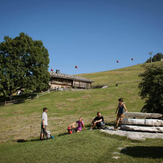 Tirol - Tiroler Sommerbahnen 10