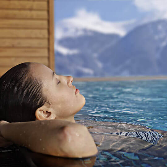 Alpine Wellness in Tirol