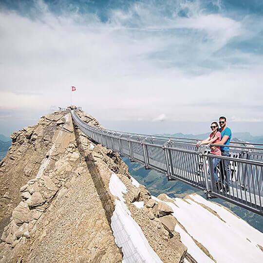 Vorschaubild zu Glacier 3000 Gstaad