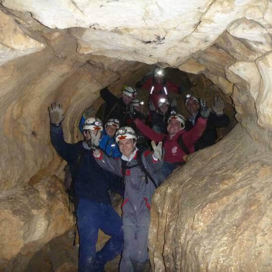 Fischer Adventures - Canyoning- & Höhlentouren, Riverrafting 10
